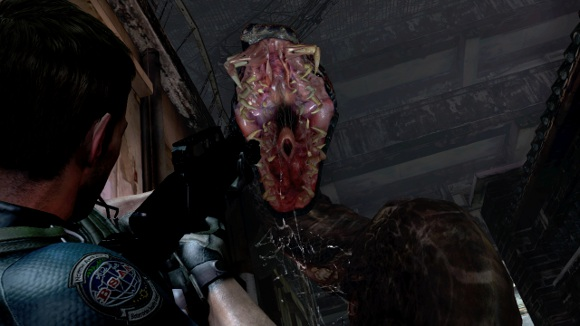 Resident Evil 6 (360, PC, PS3) 360 Demo Launch Announcement - Screenshot 4