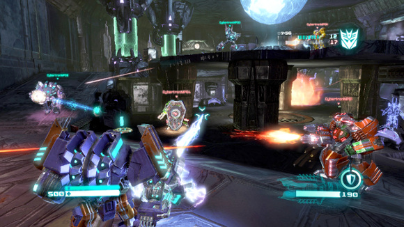 Transformers: Fall of Cybertron (360, PC, PS3) MP Trailer and Screenshots July - Screenshot 2