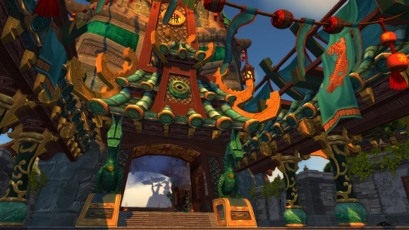 World of Warcraft (Mac, PC) Mists of Pandaria Release Date Announcement - Screenshot 5