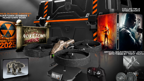 Call of Duty: Black Ops II (360, PC, PS3) Limited Edition Announcements - Header