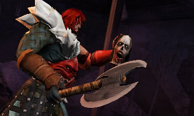 Castlevania: Lords of Shadow - Mirror of Fate (3DS) 2013 Release Date Announcement - Screenshot 6