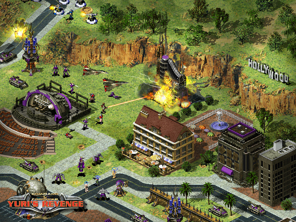 Command & Conquer The Ultimate Collection (PC) Announcement - Screenshot 1 Yuri's Revenge