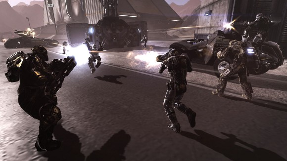 Dust 514 (PS3) August Screenshots Announcement - Screenshot 2