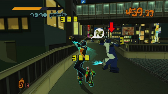 Jet Set Radio (360, Android, iOS, PS3,PS Vita) Release Date and Price Announcement -Screenshot 2