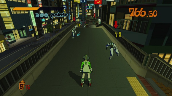 Jet Set Radio (360, Android, iOS, PS3,PS Vita) Release Date and Price Announcement -Screenshot 5