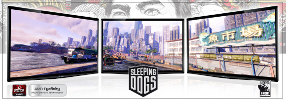 Sleeping Dogs (360, PC, PS3) PC Version Detailed - Screenshot 4