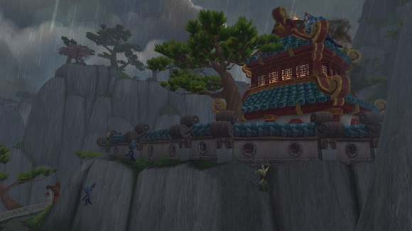 World of Warcraft: Mists of Pandaria (Mac, PC) Open Cinema Announcement - Screenshot 3