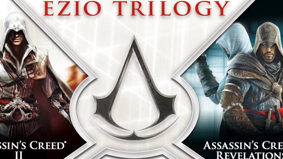 Assassin&#039;s Creed: Ezio Trilogy (PS3) Announcement - Header