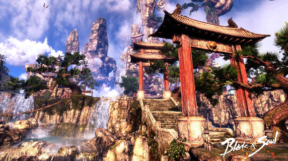 Blade and Soul (PC) Western Announcement - Screenshot 7