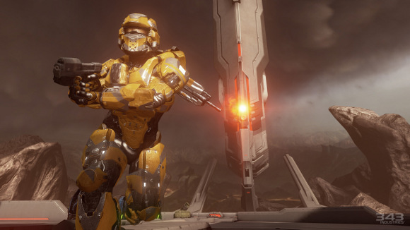 Halo 4 (360) Making Of Doc Prometheans Announcement - Screenshot 4