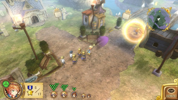 New Little King's Story (PS Vita) Release Date Announcement - Screenshot 5