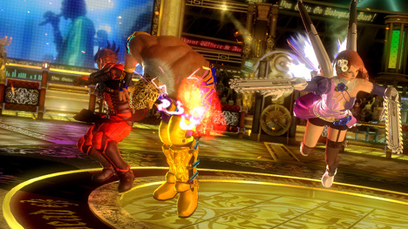 Tekken Tag Tournament 2 (360, PS3) Launch Announcement - Screenshot 2