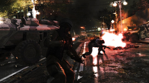 Tom Clancy's Ghost Recon: Future Soldier (360, PC, PS3) Raven Strike DLC 360 and PS3 Launch Announcement - Screenshot 6