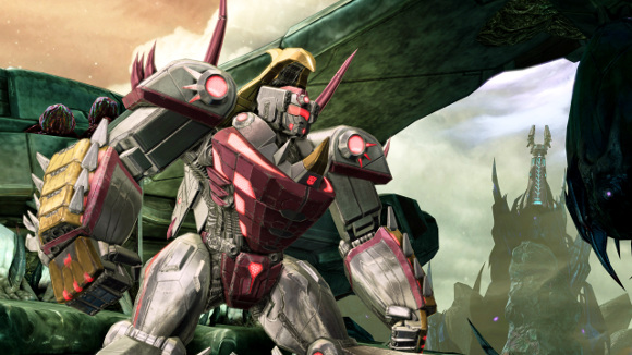 Transformers: Fall of Cybertron (360, PC, PS3) Dinobot DLC Launch Announcement - Screenshot 3