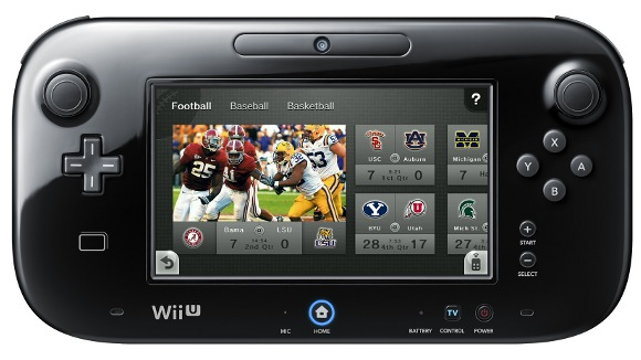 Wii U (System) Release Date and Launch Price announcement - GamePad