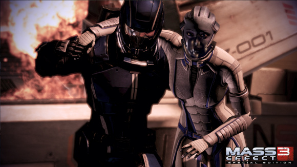 Wii U (System) Release Date and Launch Price announcement - Screenshot 3 (Mass Effect 3)