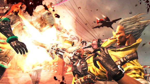 Anarchy Reigns (360, PS3) Release Date Announcement - Screenshot 4