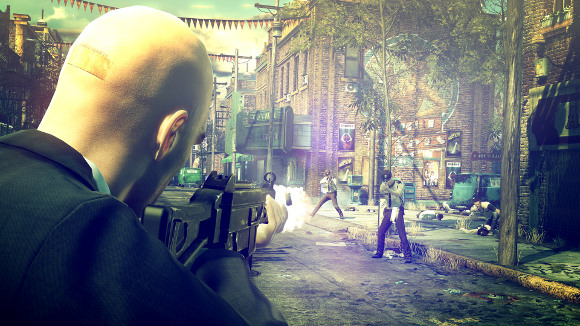 Hitman: Absolution (360, PS3) 18 Minute Playthrough - Screenshot 5