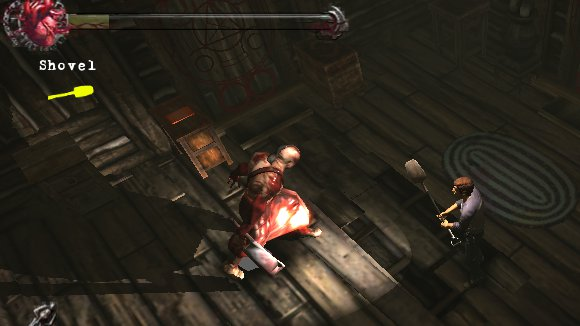 Silent Hill: Book of Memories (PS Vita) Demo Launch Announcement - Screenshot 1