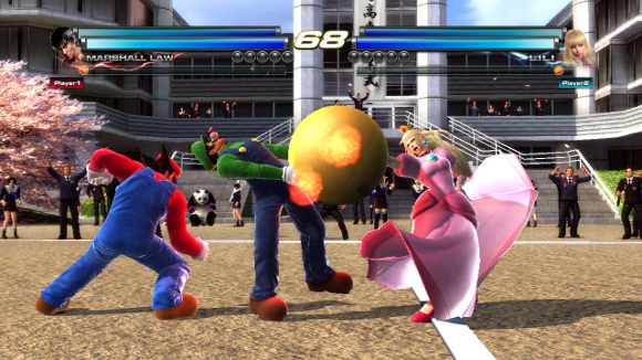 Tekken Tag Tournament 2 Wii U Edition (Wii U) October Screenshots - Screenshot 1