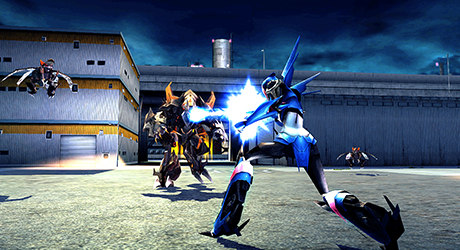Transformers Prime (3DS, DS, Wii, Wii U) Launch Announcement - Screenshot 3