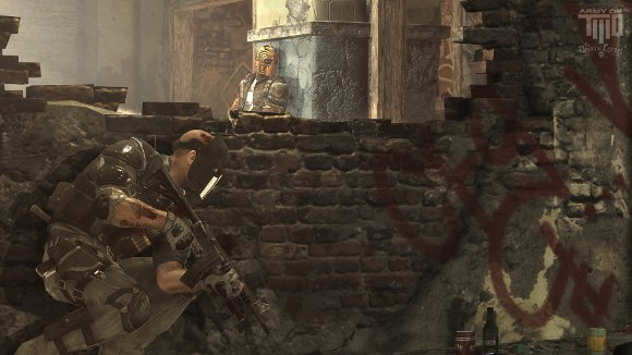 Army of Two The Devil's Cartel (360, PS3) Release Date Announcement - Screenshot 1