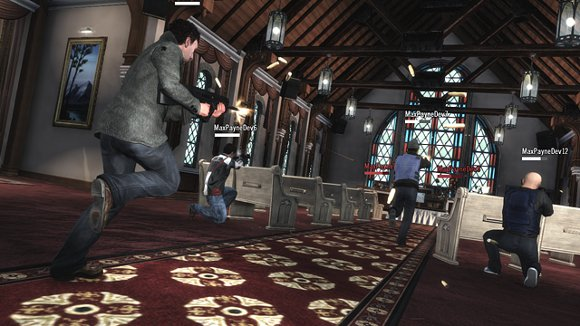 Max Payne 3 (360, PC, PS3) Painful Memories DLC Release Announcement - Screenshot 2