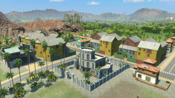 Tropico 4 (360, PC) Megalopolis DLC Launch Announcement - Screenshot 6