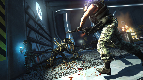 Aliens: Colonial Marines (360, PC, PS3, Wii U) December Screens - Screenshot 3