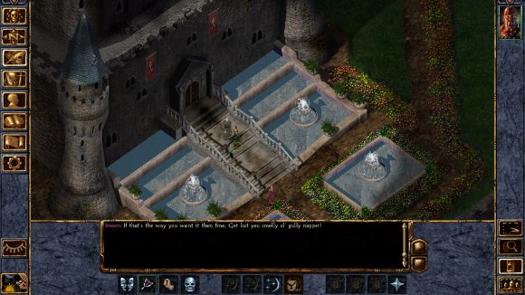 Baldur's Gate: Extended Edition (PC) Launch Announcement - Screenshot 7