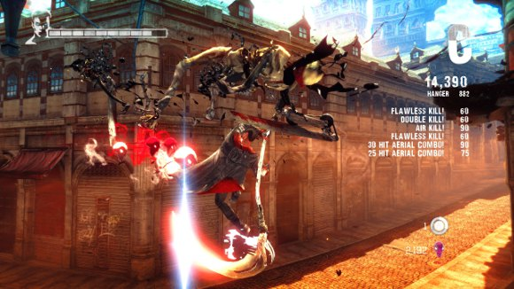 DmC Devil May Cry (360, PC, PS3) PC Release Date Announcement - Screenshot 6