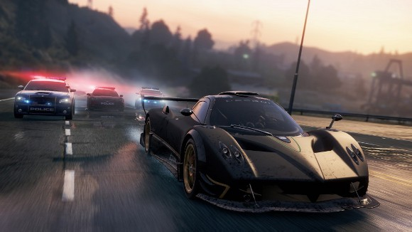 Need for Speed Most Wanted (360, PC, PS3) Ultimate Speed Pack DLC Announcement - Screenshot 3
