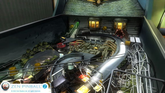 Zen Pinball 2 (PC, PS3, Wii U) Announcement - Screenshot 4