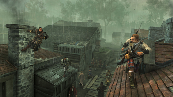 Assassin's Creed III (360, PC, PS3) Battle Hardened DLC Pack Launch Announcement - Screenshot 5