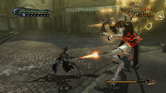 Bayonetta (360, PS3) PSN Launch Announcement - Screenshot 4