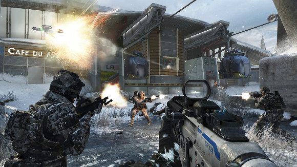 Call of Duty Black Ops II (360, PC, PS3) Revolution DLC Launch Announcementment - Screenshot 5