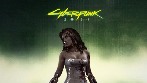Cyberpunk 2077 (PC) CG Trailer Release Announcement - Art