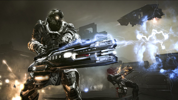 Dust 514 (PS3) Open Beta Release Date Announcement - Screenshot 4