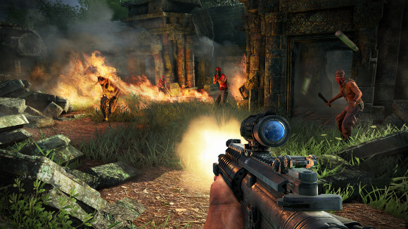 Far Cry 3 (360, PC, PS3) Deluxe Bundle DLC Launch Announcement - Screenshot 1