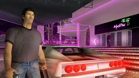 Grand Theft Auto: Vice City (Mobile, PS2, Xbox) PSN Launch Announcement - Screenshot 3