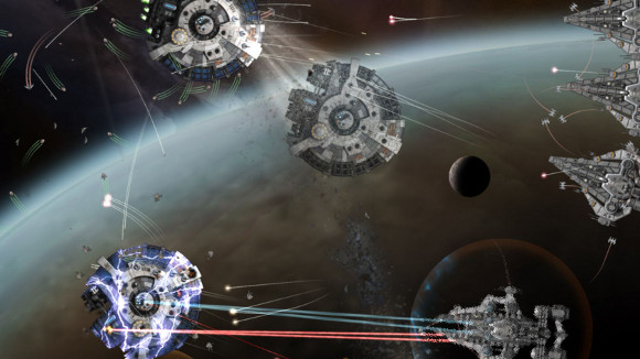 Gratuitous Space Battles (PC) Outcasts DLC Launch Announcement - Screenshot 3
