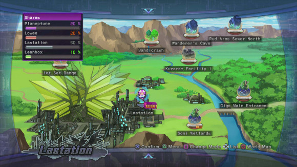Hyperdimension Neptunia Victory (PS3) Jan Screenshots - Screenshot 4