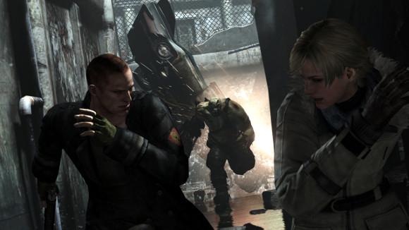 Resident Evil 6 (360, PC, PS3) PC Mercenaries and DLC Announcement - Screenshot 5