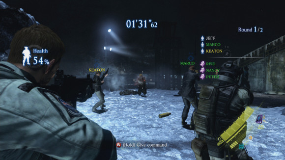 Resident Evil 6 (360, PC, PS3) PC Mercenaries and DLC Announcement - Screenshot 6