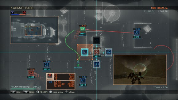 Armored Core: Verdict Day (360, PS3) Announcement - Screenshot 4