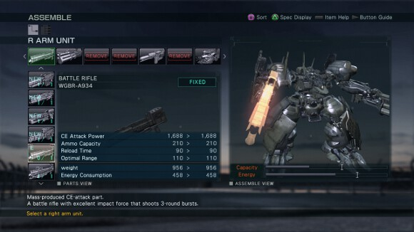 Armored Core: Verdict Day (360, PS3) Announcement - Screenshot 6