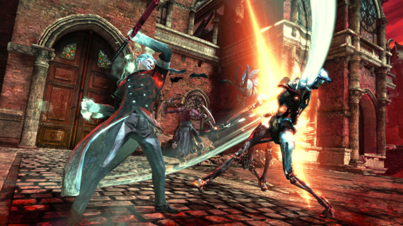 DmC Devil May Cry (360, PC, PS3) Vergil's Downfall DLC Release Date Announcement - Screenshot 5