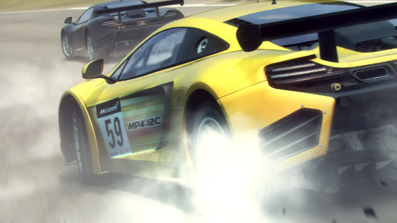 Grid 2 (360, PC, PS3) Release Date and Preorder Bonus Announcement - Screenshot 3 (GS McLaren)