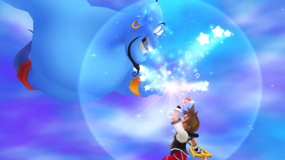 Kingdom Hearts HD 1.5 Remix (PS3) Announcement - Screenshot 1
