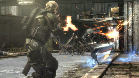 Metal Gear Rising (360, PS3) Launch Announcement - Screenshot 4